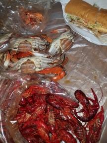 Crawfish & Crabs