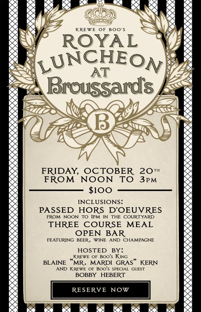 KREWE OF BOO 2017 ROYAL LUNCHEON E-SIZE