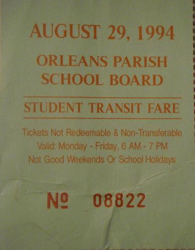 Ticket-School-1994-08-29