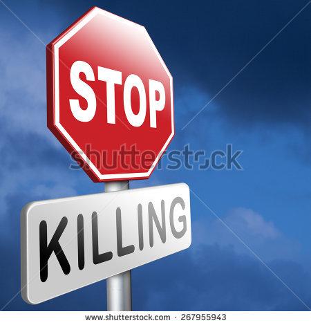 stock-photo-stop-killing-no-guns-ban-weapons-end-the-war-and-violence-267955943