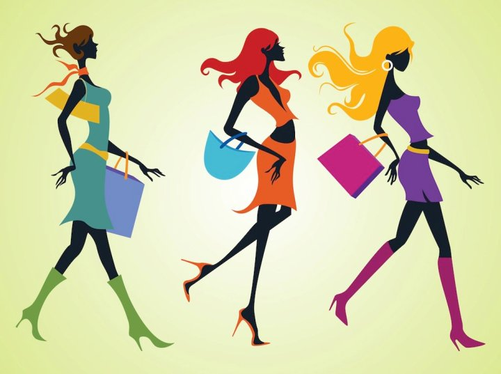 FreeVector-Fashionistas